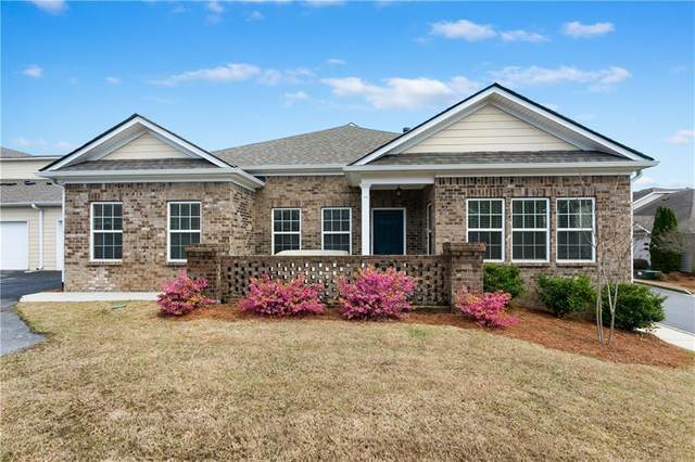 211 Villa Park Circle, Stone Mountain, GA 30087 (MLS #6856331) :: Good Living Real Estate