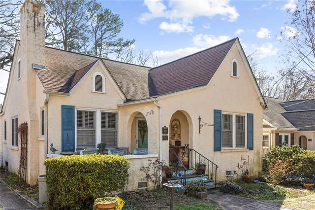 1972 Walker Avenue, College Park, GA 30337 (MLS #6856350) :: Lucido Global