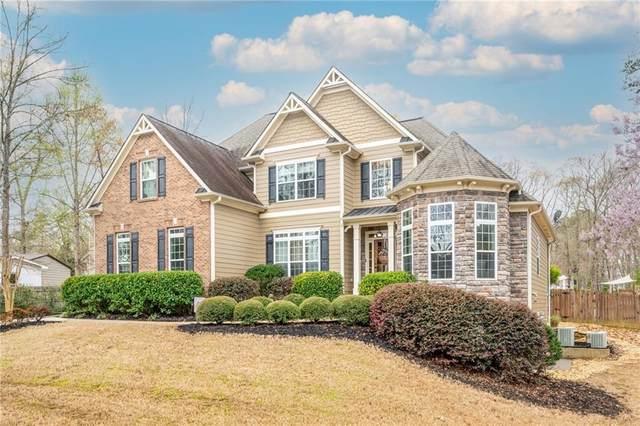 145 Gainesborough Walk, Dallas, GA 30157 (MLS #6856367) :: North Atlanta Home Team
