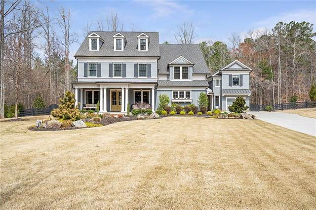 5070 Forest Circle, Milton, GA 30004 (MLS #6856424) :: The Realty Queen & Team