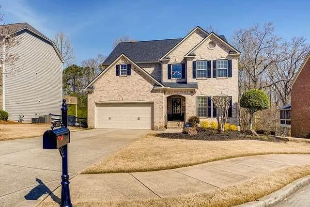 5415 Fairmont Glen, Alpharetta, GA 30004 (MLS #6856430) :: North Atlanta Home Team