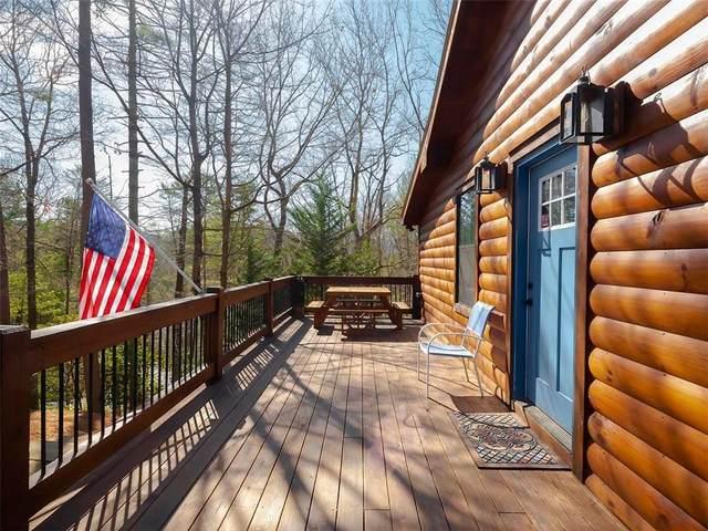 267 Granny Branch Drive, Cherry Log, GA 30522 (MLS #6856462) :: Rock River Realty