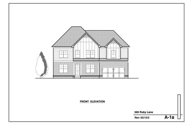 565 Ruby Lane, Alpharetta, GA 30005 (MLS #6856464) :: North Atlanta Home Team