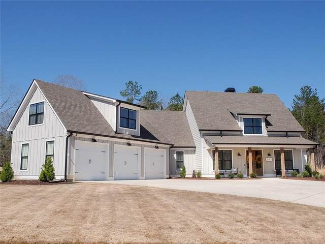 105 Waterview Circle, Newnan, GA 30263 (MLS #6856523) :: Thomas Ramon Realty