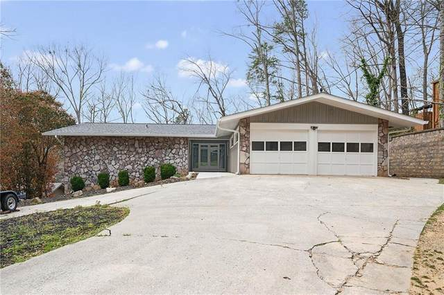 5791 Lakeshore Drive, Buford, GA 30518 (MLS #6856565) :: The Gurley Team