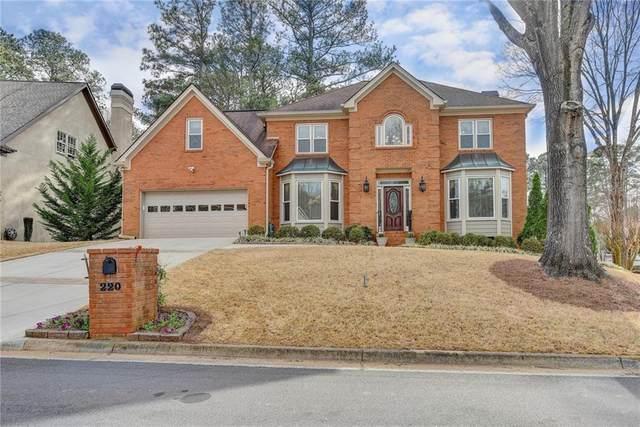 220 Haydens Walk Court, Alpharetta, GA 30022 (MLS #6856658) :: North Atlanta Home Team