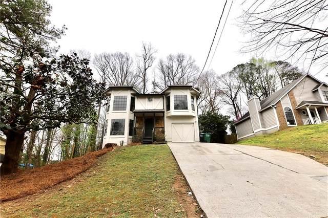 1097 Williamsburg Lane, Norcross, GA 30093 (MLS #6856660) :: North Atlanta Home Team
