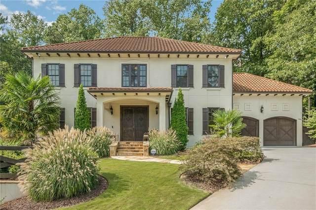 3106 Rhodenhaven Drive NW, Atlanta, GA 30327 (MLS #6856700) :: Path & Post Real Estate