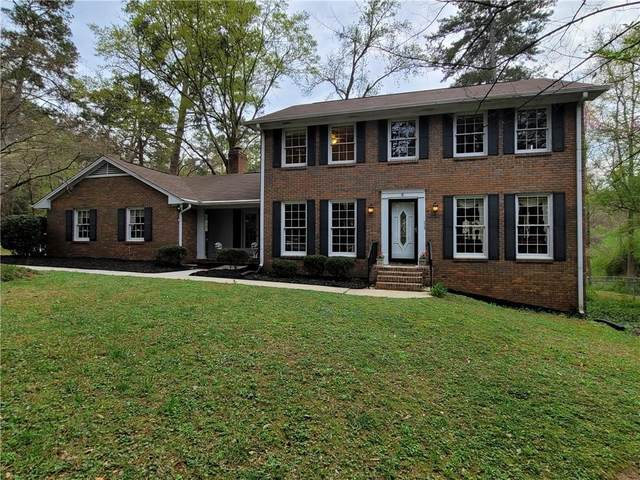 4085 Carlisle Place, Stone Mountain, GA 30083 (MLS #6856703) :: The Zac Team @ RE/MAX Metro Atlanta