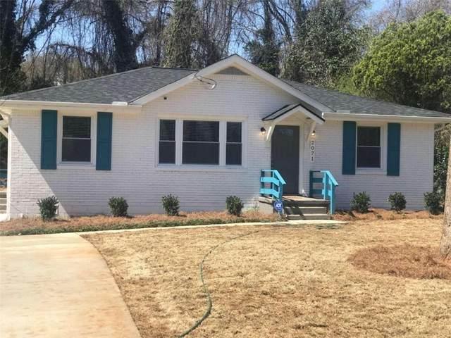 2071 Miriam Lane, Decatur, GA 30032 (MLS #6856734) :: North Atlanta Home Team