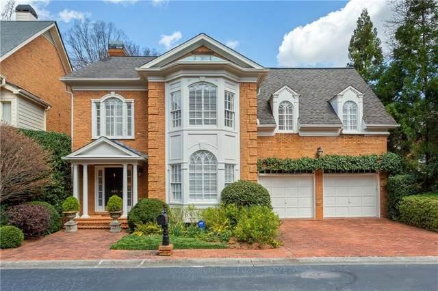 460 Ivy Park Lane NE, Atlanta, GA 30342 (MLS #6856755) :: North Atlanta Home Team