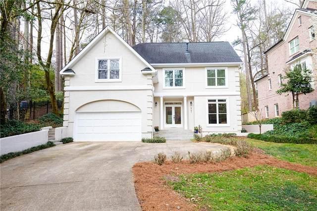 2160 Monterey Drive NW, Atlanta, GA 30318 (MLS #6856798) :: Good Living Real Estate