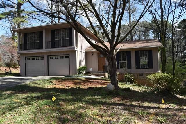 628 Cedrick Lane, Stone Mountain, GA 30087 (MLS #6856803) :: North Atlanta Home Team