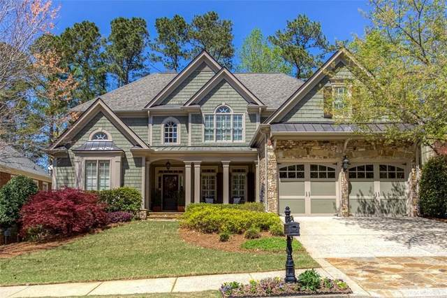 2116 Whitekirk Street NW, Kennesaw, GA 30152 (MLS #6856813) :: The Realty Queen & Team