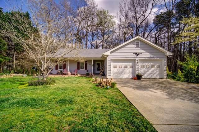 5115 Cantrell Point SE, Acworth, GA 30101 (MLS #6856841) :: North Atlanta Home Team