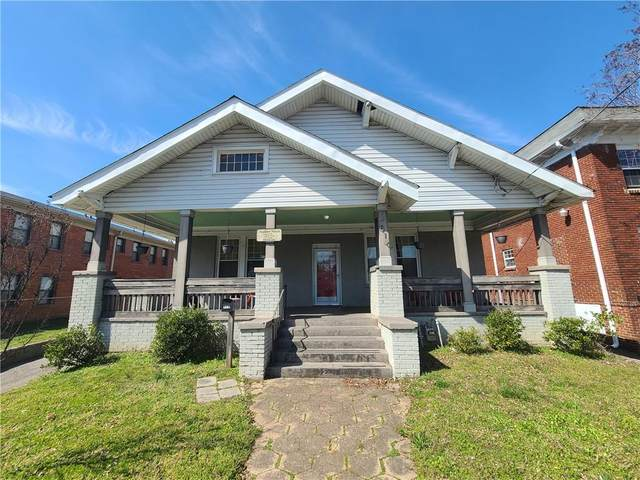510 Boulevard NE, Atlanta, GA 30308 (MLS #6856863) :: The Realty Queen & Team
