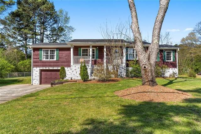 105 Little Brook Drive, Woodstock, GA 30188 (MLS #6856869) :: North Atlanta Home Team
