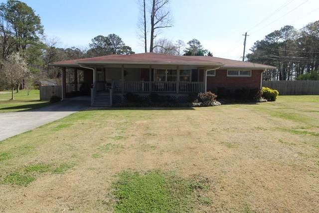 722 Warren Road NE, Rome, GA 30165 (MLS #6856949) :: North Atlanta Home Team