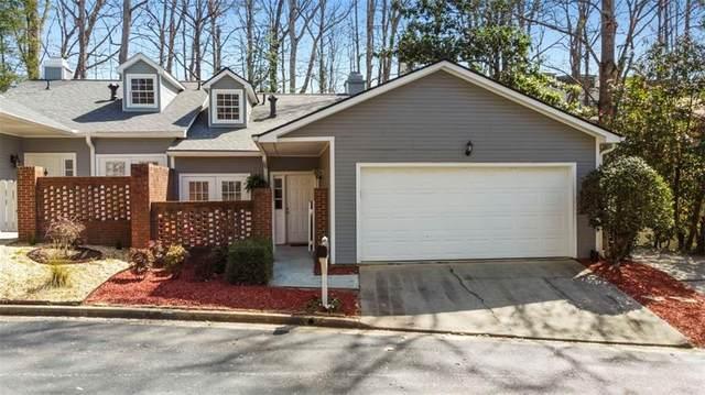 2992 Crosswycke Forest Drive NE, Brookhaven, GA 30319 (MLS #6857042) :: North Atlanta Home Team
