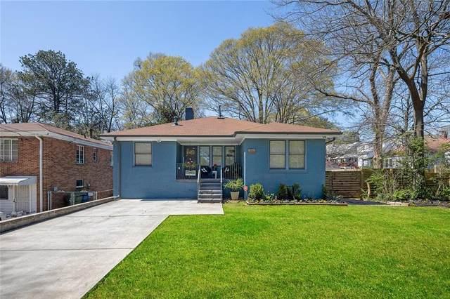 71 Chicamauga Avenue SW, Atlanta, GA 30314 (MLS #6857044) :: Good Living Real Estate