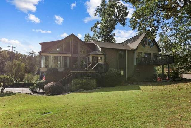 3500 Tritt Springs Circle NE, Marietta, GA 30062 (MLS #6857125) :: North Atlanta Home Team