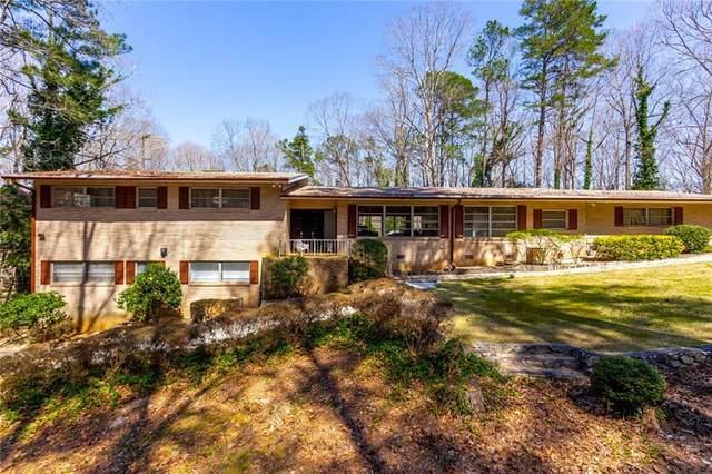 2955 Duke Of Gloucester Street, East Point, GA 30344 (MLS #6857132) :: Path & Post Real Estate