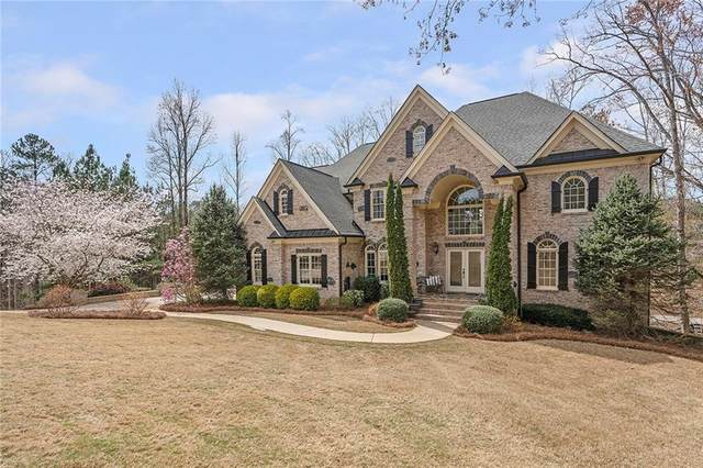 120 Hickory Mill Court, Milton, GA 30004 (MLS #6857167) :: North Atlanta Home Team