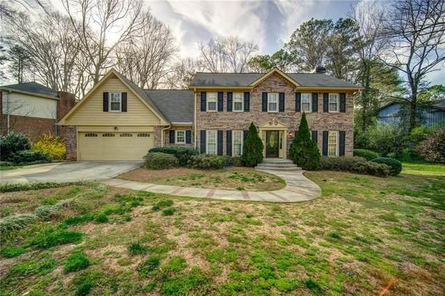 3553 Hidden Hollow Court, Marietta, GA 30068 (MLS #6857176) :: North Atlanta Home Team