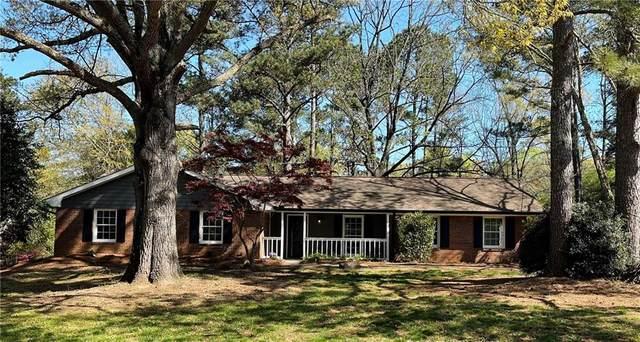 1790 Brandy Woods Trail Trail SE, Conyers, GA 30013 (MLS #6857177) :: North Atlanta Home Team