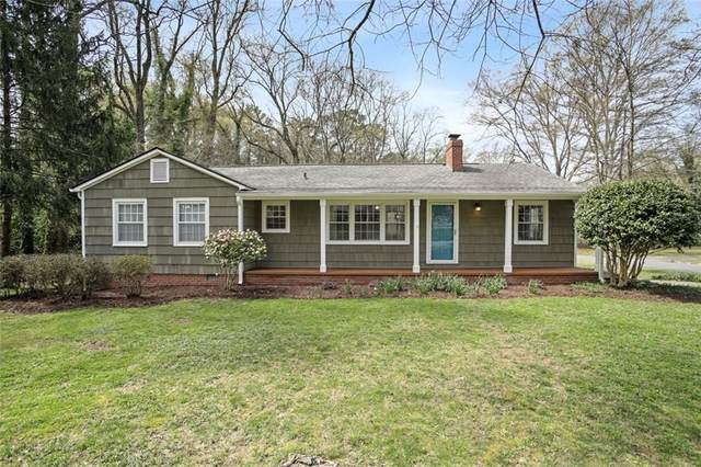 204 Northcutt Street SW, Marietta, GA 30064 (MLS #6857185) :: North Atlanta Home Team