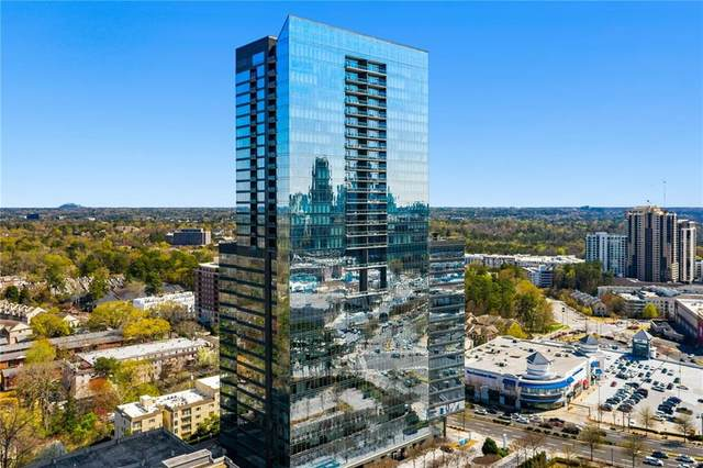 3630 Peachtree Road NE Ph -3304, Atlanta, GA 30326 (MLS #6857271) :: Rock River Realty