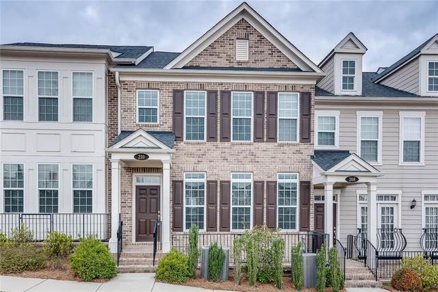 210 Braeden Way, Alpharetta, GA 30009 (MLS #6857371) :: The Butler/Swayne Team
