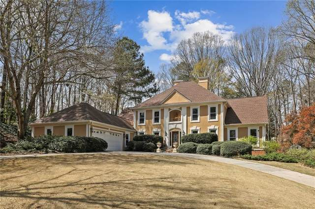 590 Valley Hall Drive, Sandy Springs, GA 30350 (MLS #6857372) :: Good Living Real Estate