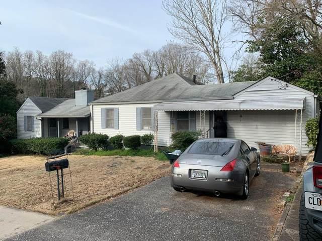 380 Maple Avenue, Marietta, GA 30064 (MLS #6857384) :: North Atlanta Home Team
