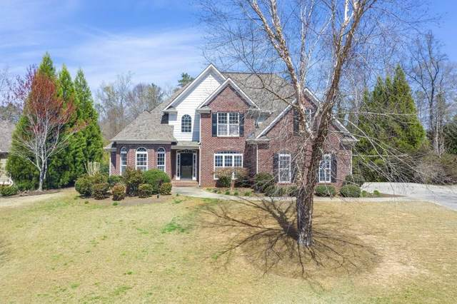 4154 Richardson Farm Drive NW, Kennesaw, GA 30152 (MLS #6857414) :: North Atlanta Home Team