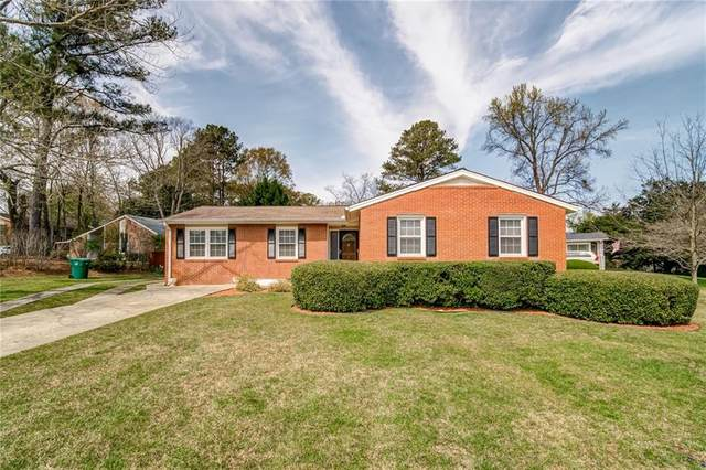 1975 Lochlomand Lane SE, Smyrna, GA 30080 (MLS #6857434) :: North Atlanta Home Team
