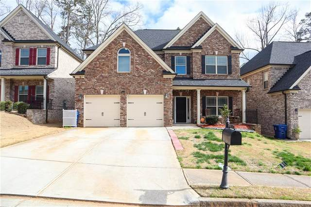 911 Channel Drive, Lawrenceville, GA 30046 (MLS #6857435) :: North Atlanta Home Team