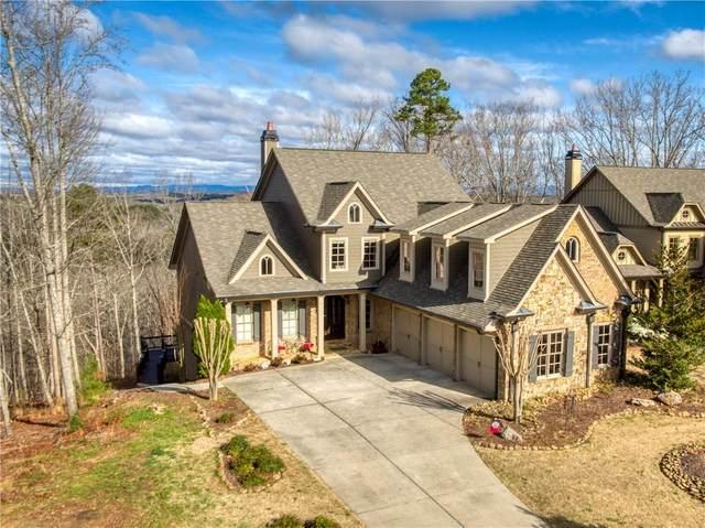 7395 Crestline Drive, Dawsonville, GA 30534 (MLS #6857525) :: North Atlanta Home Team