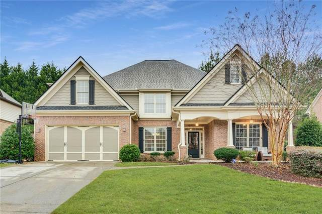 5715 Swift Creek Court, Suwanee, GA 30024 (MLS #6857534) :: Thomas Ramon Realty