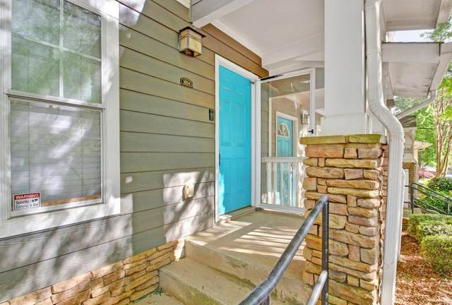 1054 Park Row North SE, Atlanta, GA 30312 (MLS #6857551) :: Path & Post Real Estate