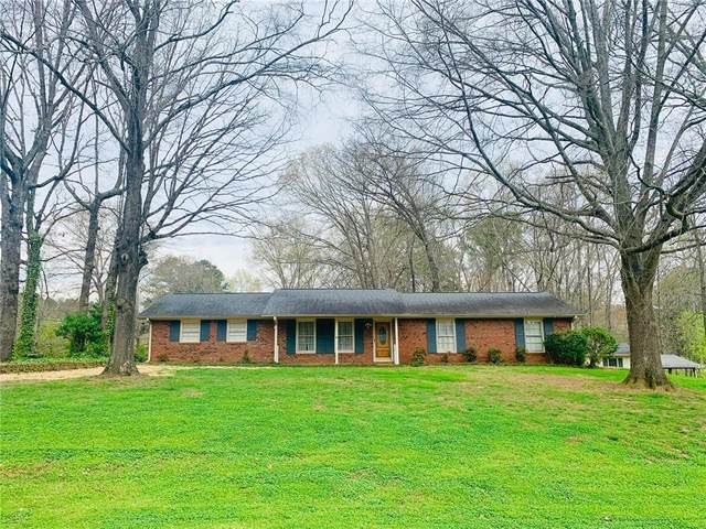 262 Oakridge Drive SE, Cartersville, GA 30121 (MLS #6857612) :: North Atlanta Home Team