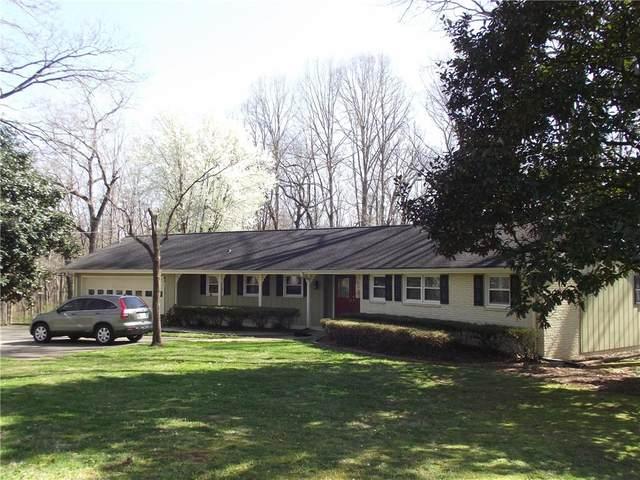 320 Old Brown Road, Alpharetta, GA 30004 (MLS #6857651) :: North Atlanta Home Team
