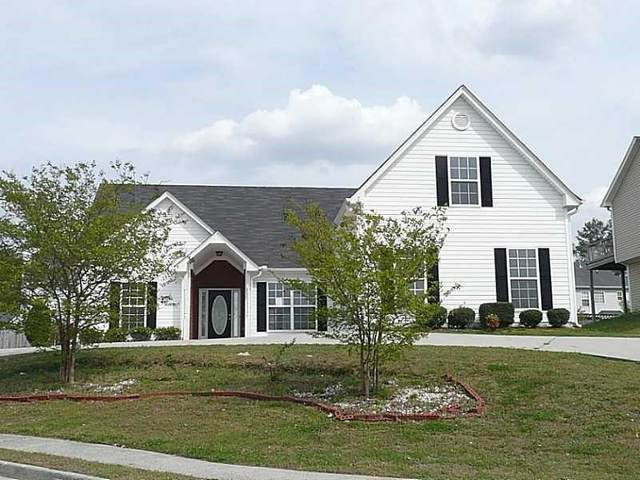 1214 Bramlett Creek Place, Lawrenceville, GA 30045 (MLS #6857740) :: The Realty Queen & Team