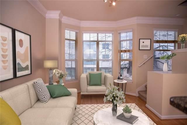 1068 Park Row North SE #1068, Atlanta, GA 30312 (MLS #6857759) :: Path & Post Real Estate