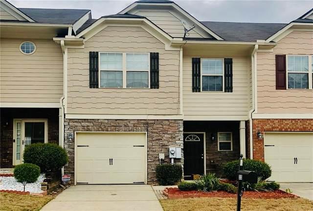 33 Burns View Court, Lawrenceville, GA 30044 (MLS #6857771) :: North Atlanta Home Team