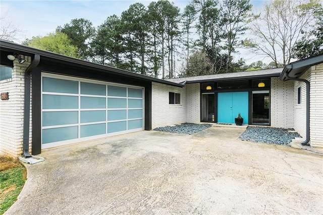 3654 Creekview Circle, Stone Mountain, GA 30083 (MLS #6857809) :: The Zac Team @ RE/MAX Metro Atlanta