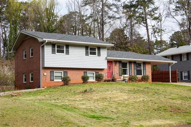 3932 Oberlin Court, Tucker, GA 30084 (MLS #6857816) :: North Atlanta Home Team