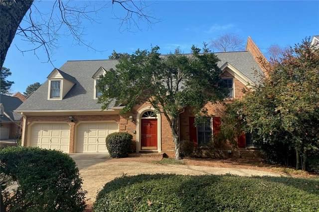 5294 Fairfield N, Dunwoody, GA 30338 (MLS #6857817) :: North Atlanta Home Team