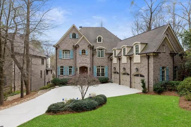 370 Hillside Drive NW, Atlanta, GA 30342 (MLS #6857847) :: North Atlanta Home Team