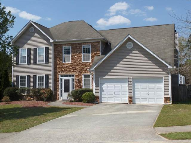 810 Andora Way SW, Marietta, GA 30064 (MLS #6857890) :: North Atlanta Home Team